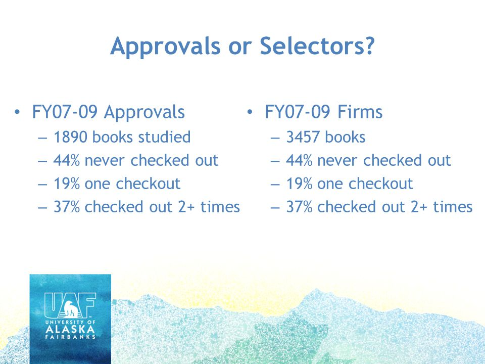 Approvals or Selectors.