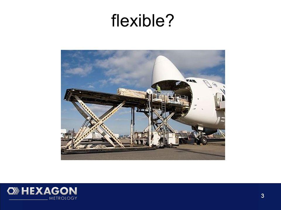 3 flexible?
