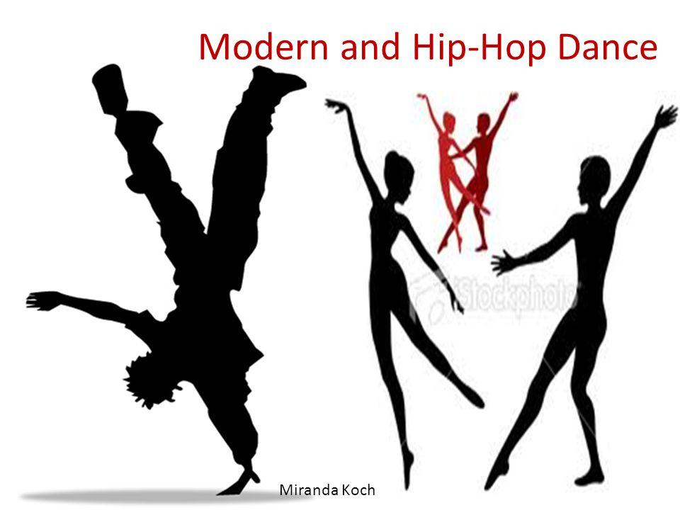 Modern and Hip-Hop Dance Miranda Koch