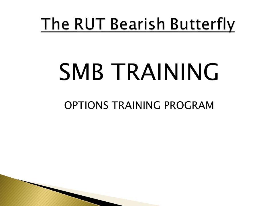 SMB TRAINING OPTIONS TRAINING PROGRAM