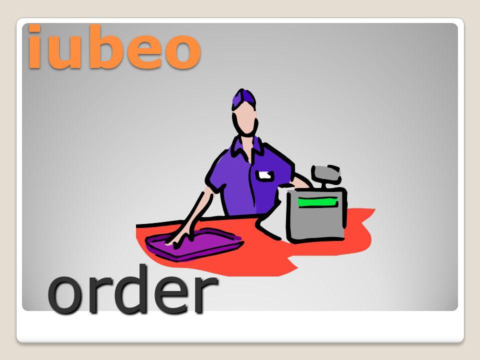 iubeo order