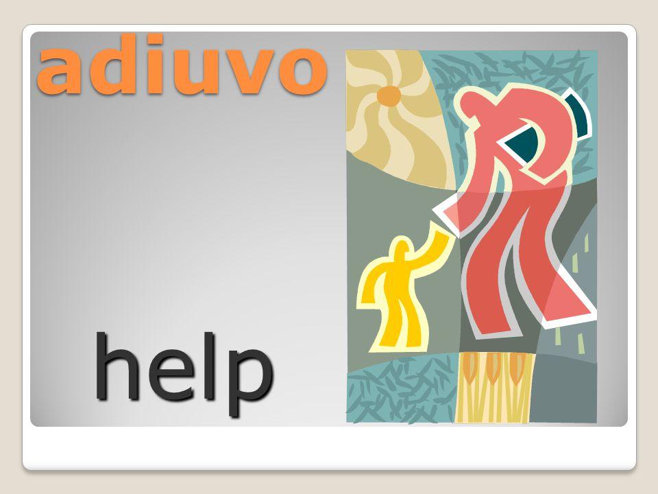 adiuvo help
