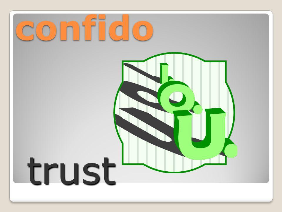 confido trust