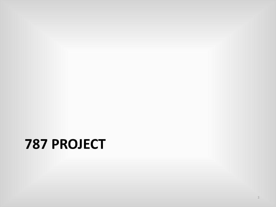 787 PROJECT 3