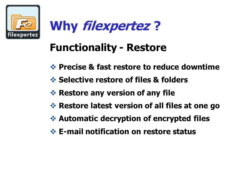 Why filexpertez .