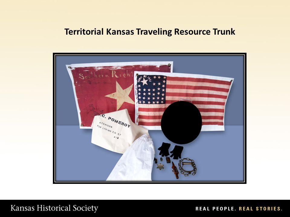 Territorial Kansas Traveling Resource Trunk