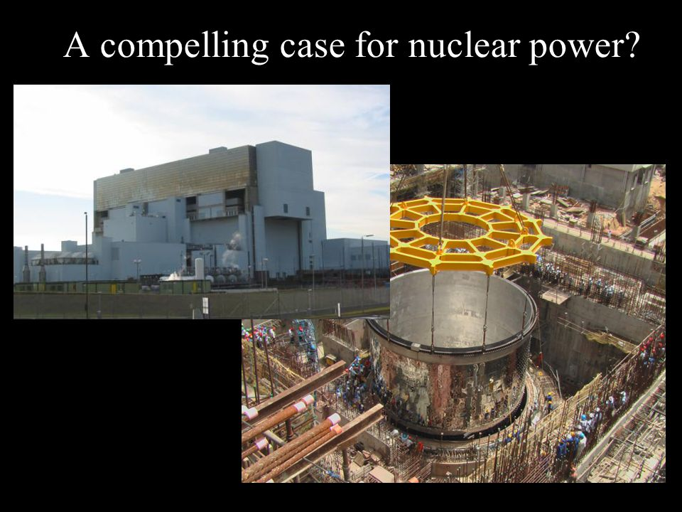 A compelling case for nuclear power?