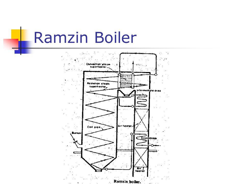 Ramzin Boiler