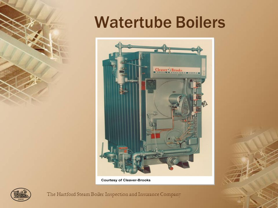 The Hartford Steam Boiler Inspection and Insurance Company Watertube Boilers