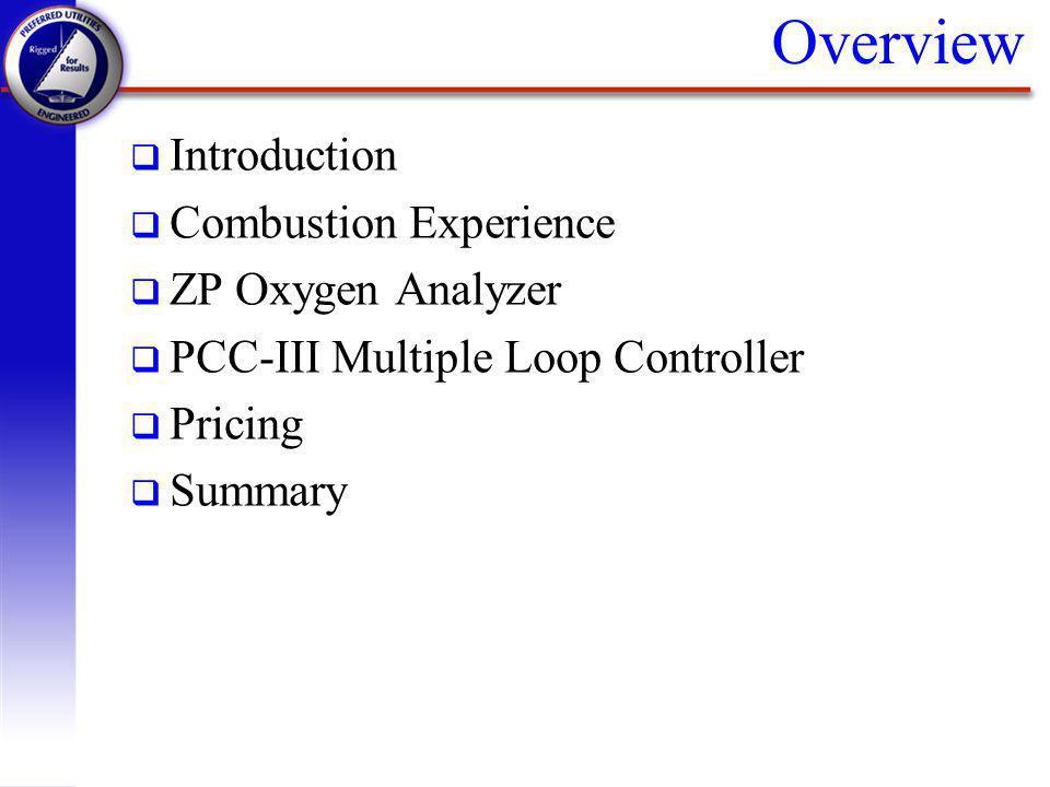 Summary CB Oxygen Trim From Preferred..
