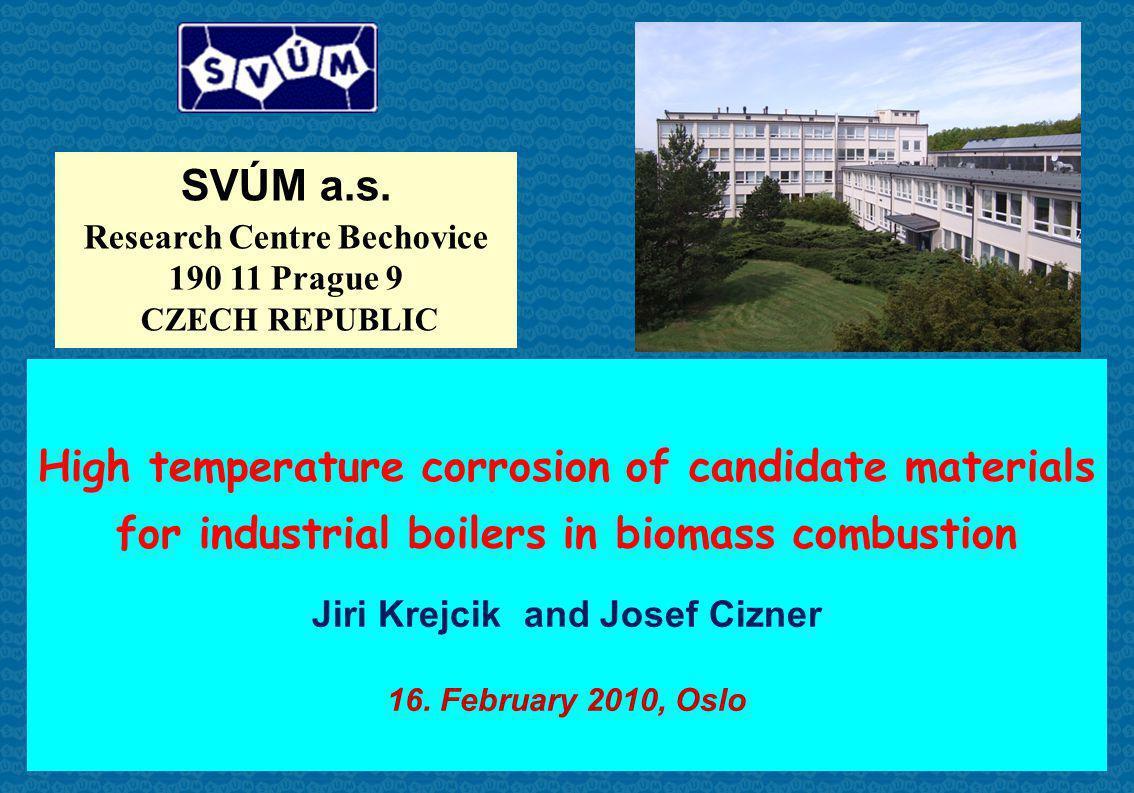 BIOCEL Paskov, CZ 1. Company: BIOCEL Paskov, CZ Analysis of deposit