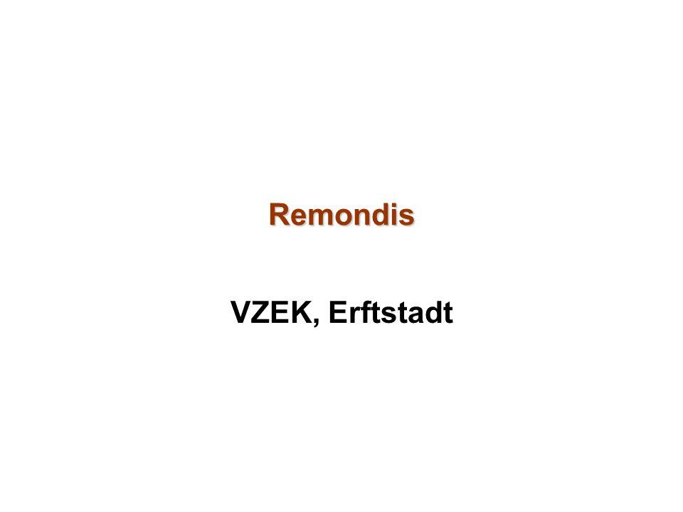 Remondis VZEK, Erftstadt