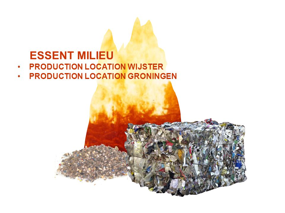 ESSENT MILIEU PRODUCTION LOCATION WIJSTER PRODUCTION LOCATION GRONINGEN