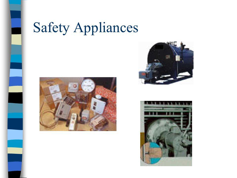 Safety Appliances