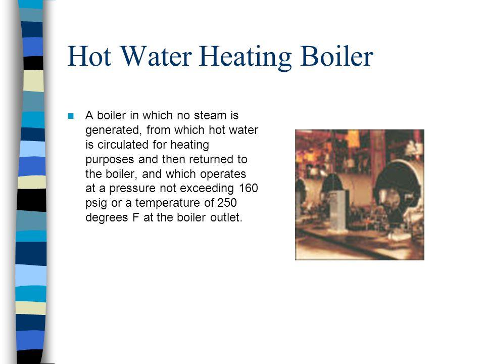 Temperature/pressure Relief Valve A valve set to relieve at a designated temperature and pressure.