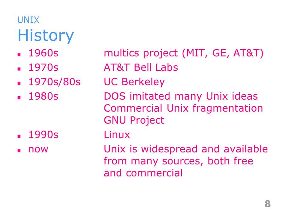 9 http://upload.wikimedia.org/wikipedia/commons/5/51/Unix_history.svg