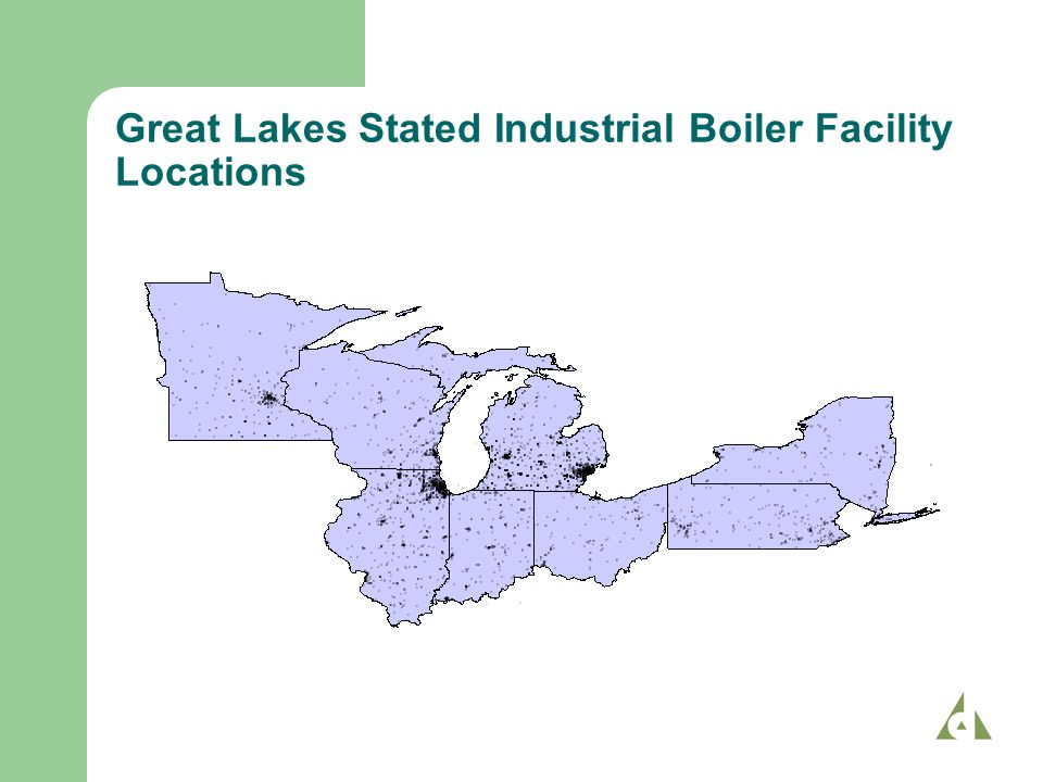 Great Lakes Stated Industrial Boiler Facility Locations