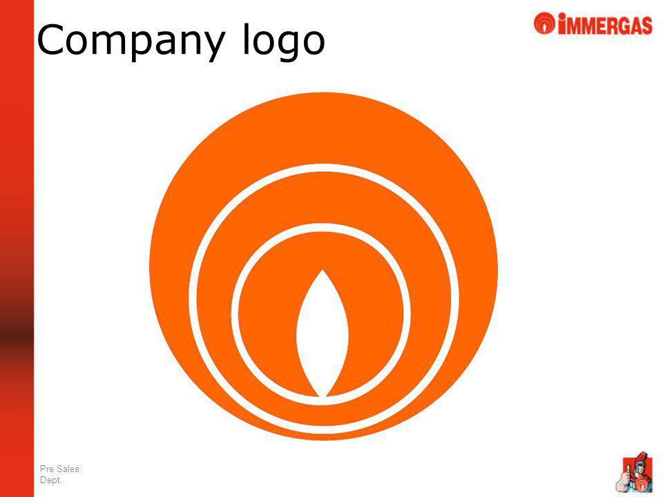 Pre Sales Dept. Company logo