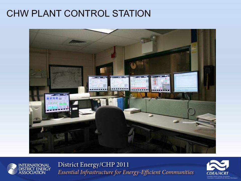 CHW PLANT CONTROL STATION