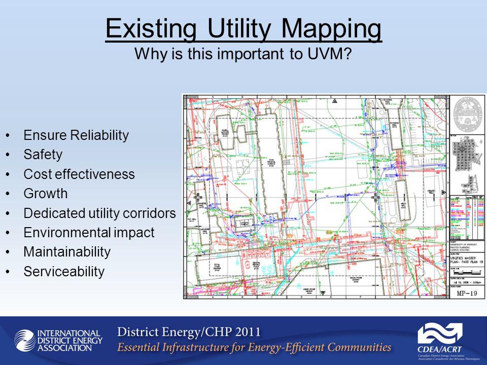 4/7/046 Master Planning Utilities 5 year Steam & Chilled Water Master Plan