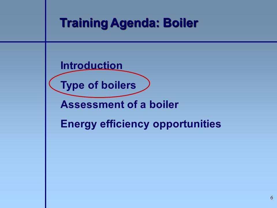 47 Thermal Equipment/ Boilers 1.