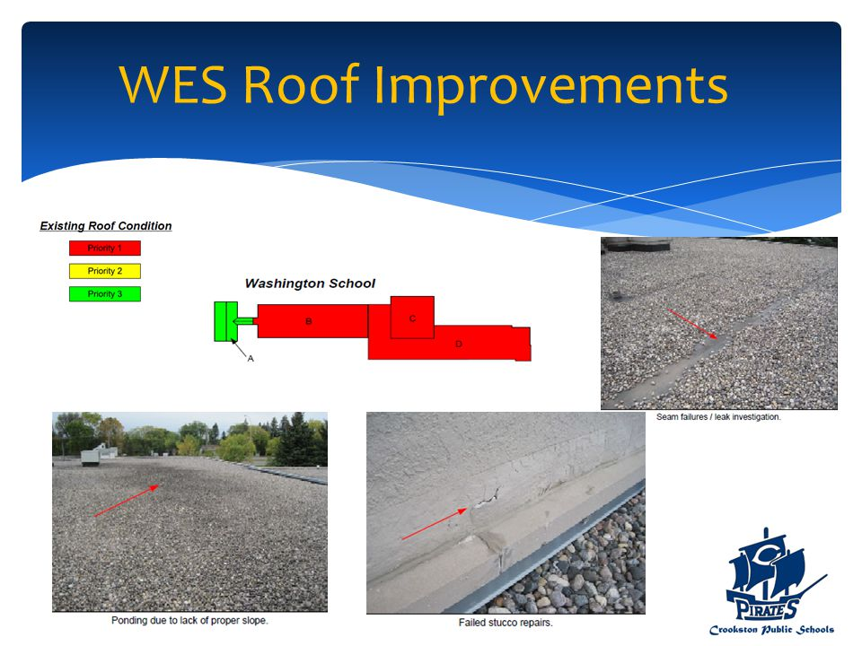 7 WES Roof Improvements