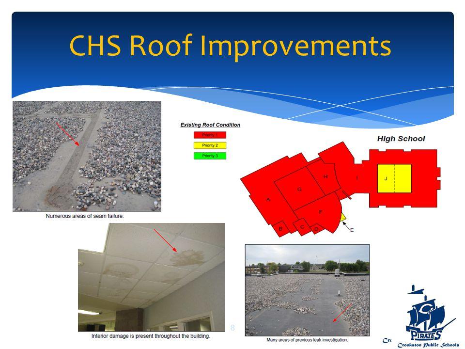8 CHS Roof Improvements