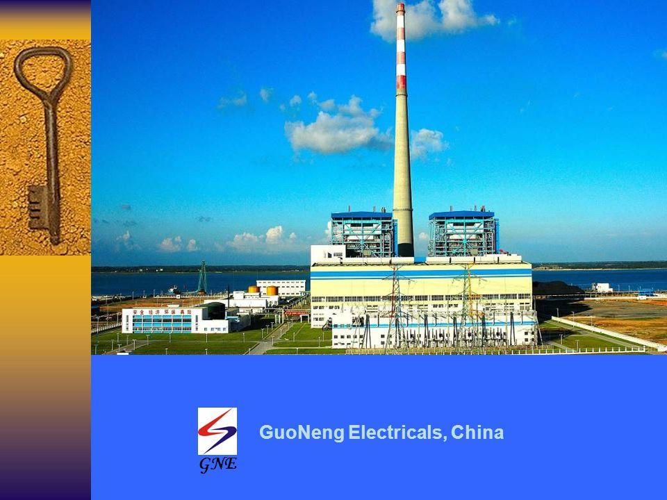 GuoNeng Electricals, China GNE