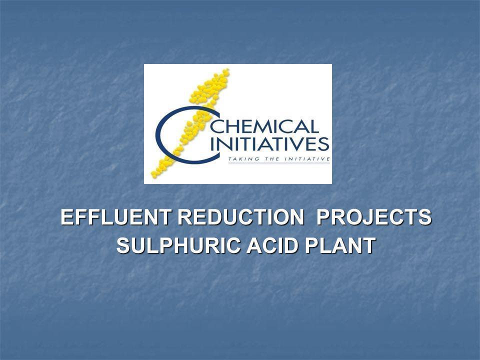 BACKGROUND INFORMATION Sulphuric acid plant in Umbogintwini.