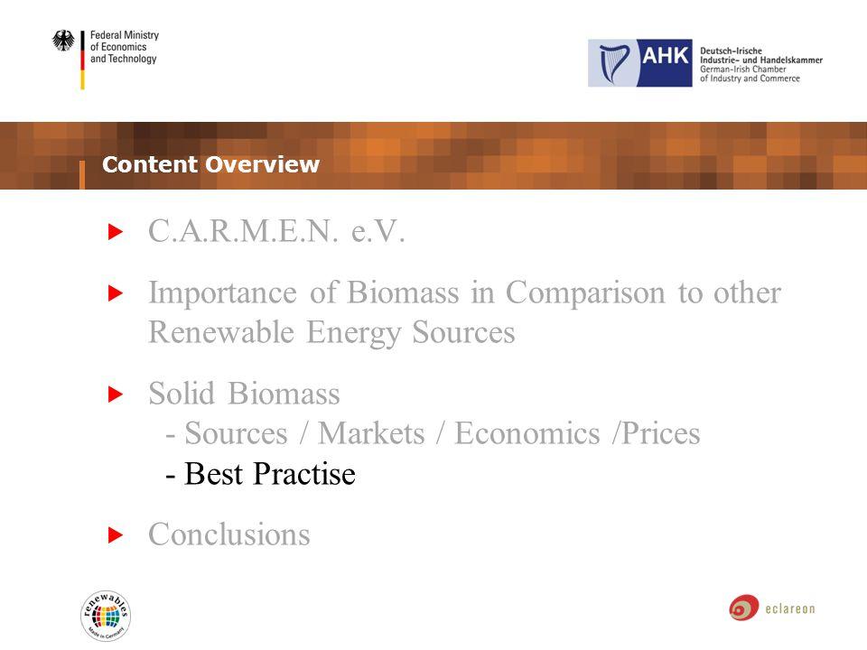 Content Overview C.A.R.M.E.N.e.V.