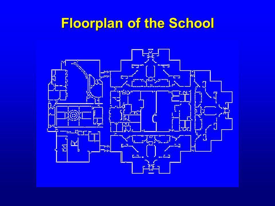 Floorplan of the School