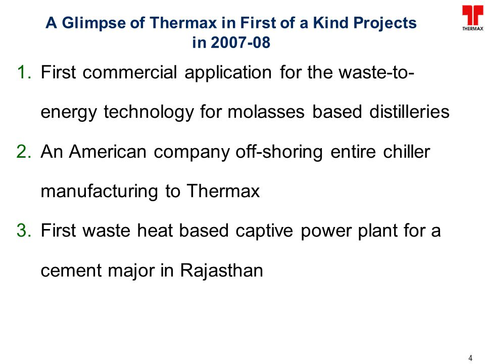 15 Thermax Performance In Last 5 Years Thermax Limited Thermax Group Profit after tax Trend (Rs.