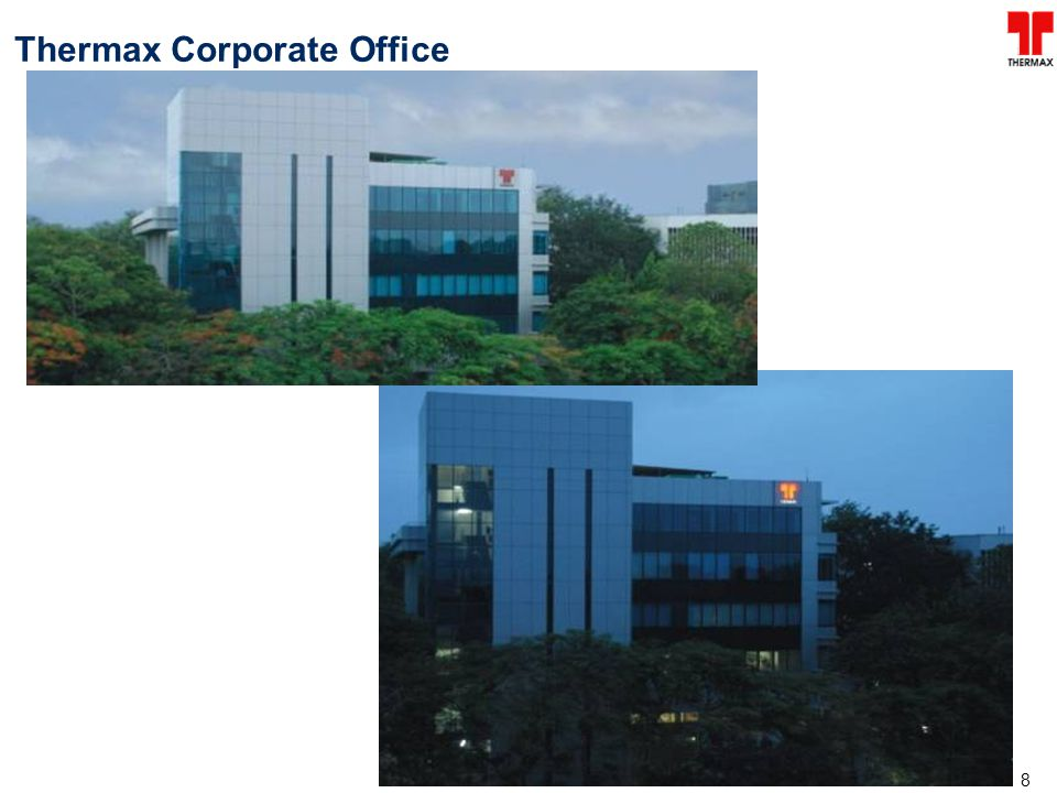 8 Thermax Corporate Office