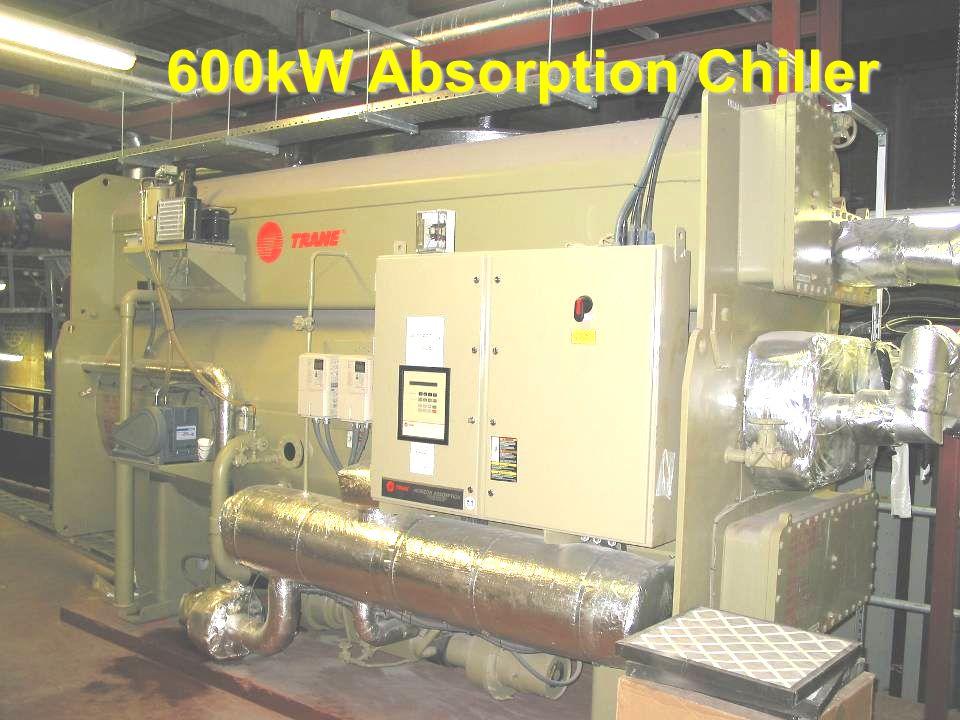 600kW Absorption Chiller