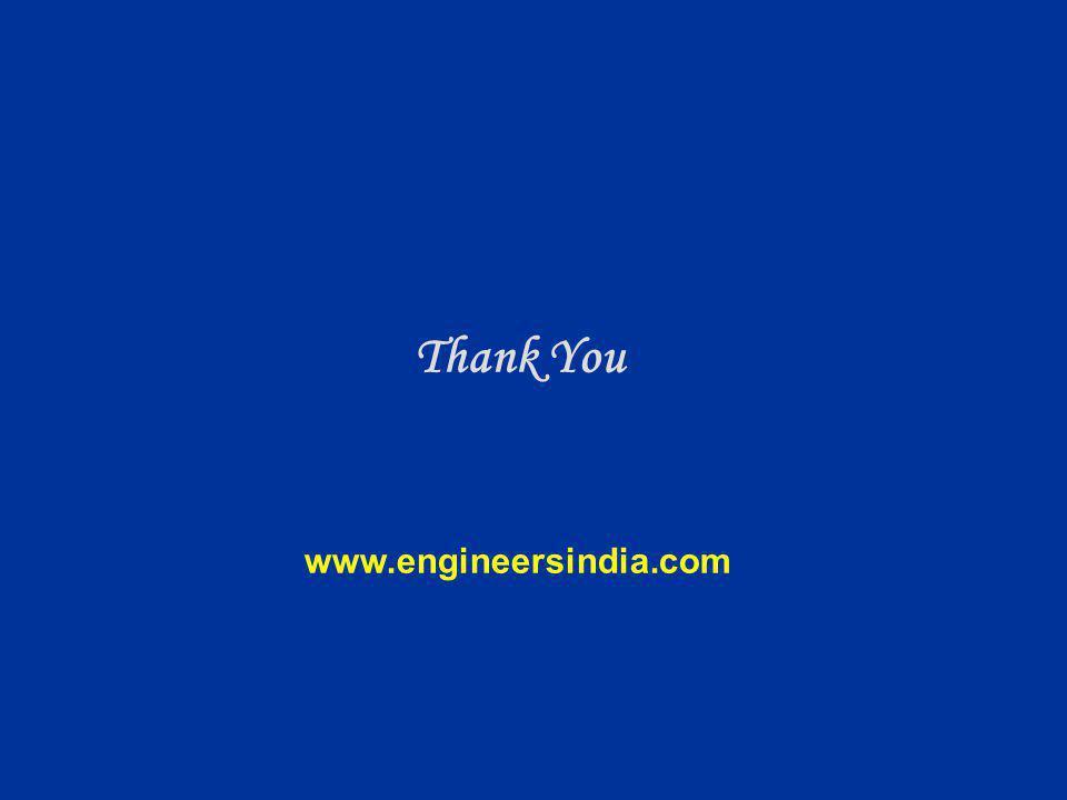 www.engineersindia.com Thank You