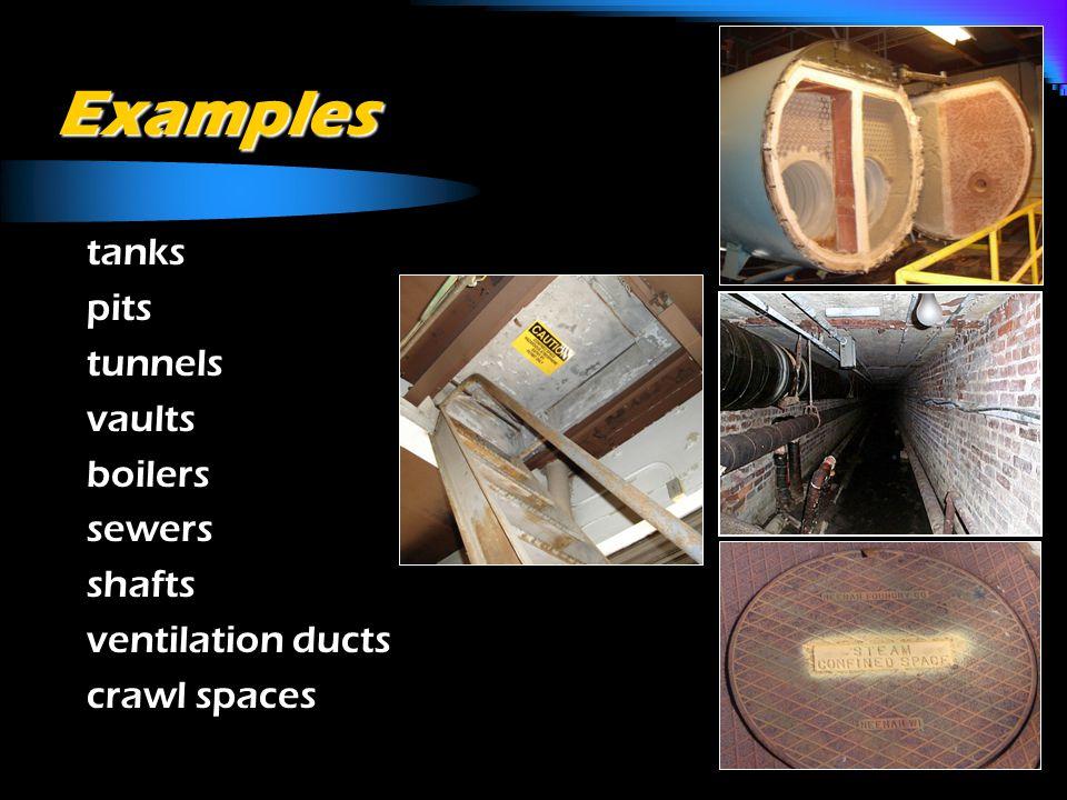 Physical Hazards o Engulfment o Temperature Extremes o Electrical Hazards o Noise o Slippery Surfaces
