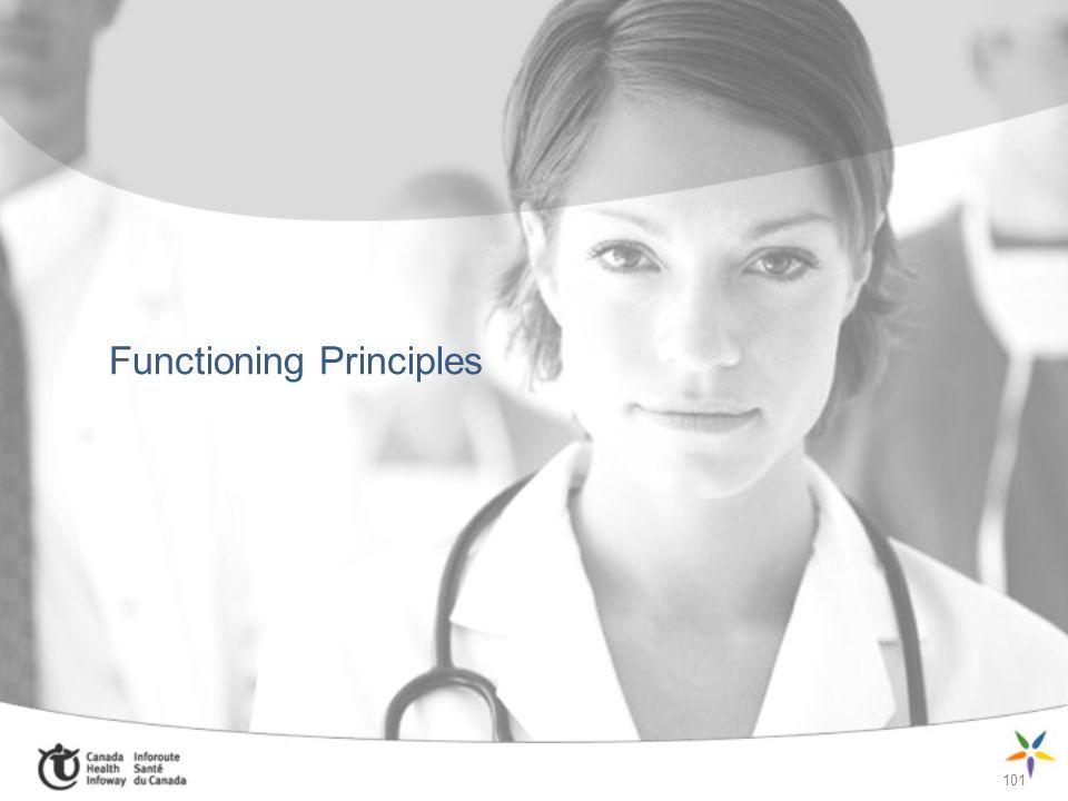 101 Functioning Principles