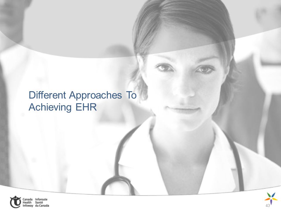 43 Different Approaches To Achieving EHR