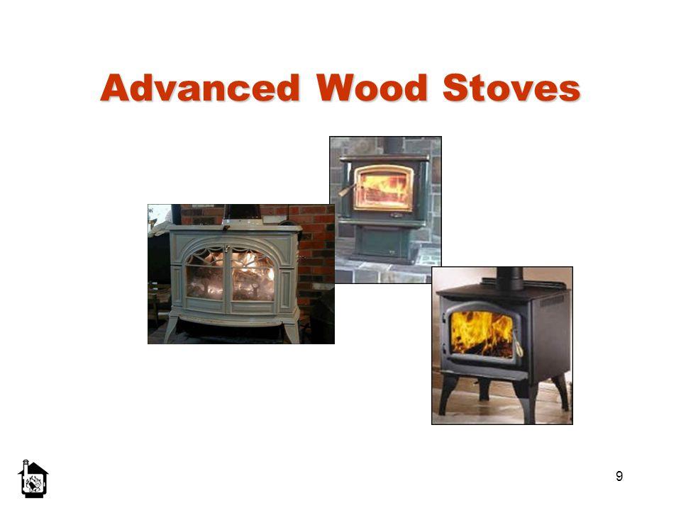 9 Advanced Wood Stoves