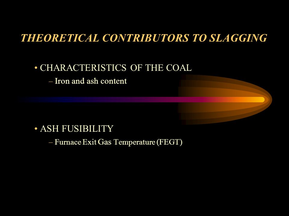 PRACTICAL CONTRIBUTORS TO SLAGGING HIGH SULFUR MCELROY FUEL DOLOMITE INJECTION 2G MILL OUT-OF-SERVICE FOR REBUILD HIGH UNIT CAPACITY FACTORS BOILER COMBUSTION DEFICIENCIES