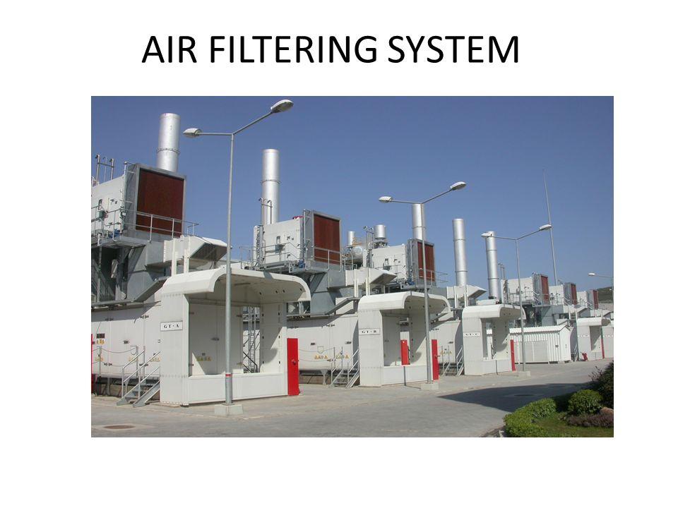 AIR FILTERING SYSTEM