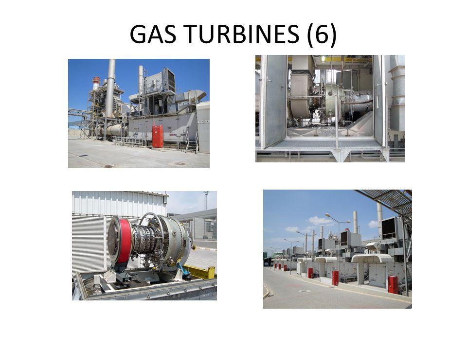 GAS TURBINES (6)