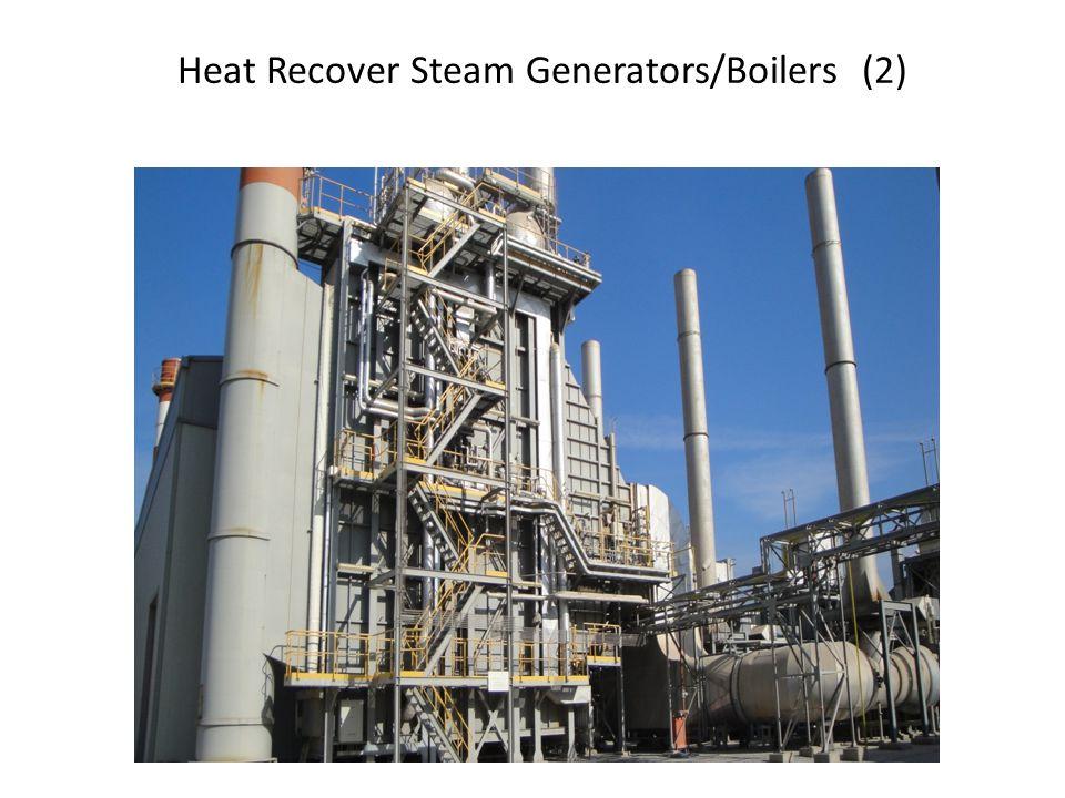 Heat Recover Steam Generators/Boilers (2)