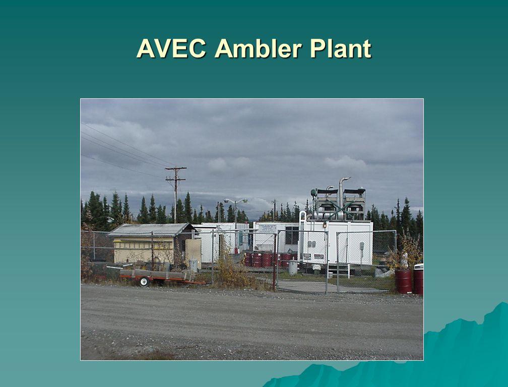 AVEC Ambler Plant
