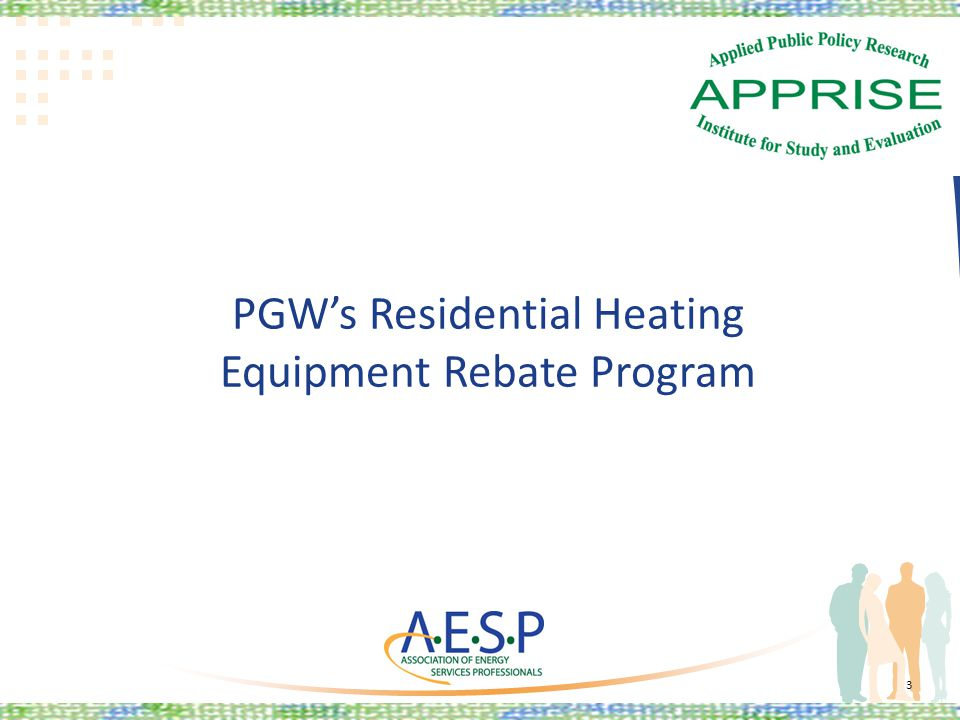 PGWs Residential Heating Equipment Rebate Program 3