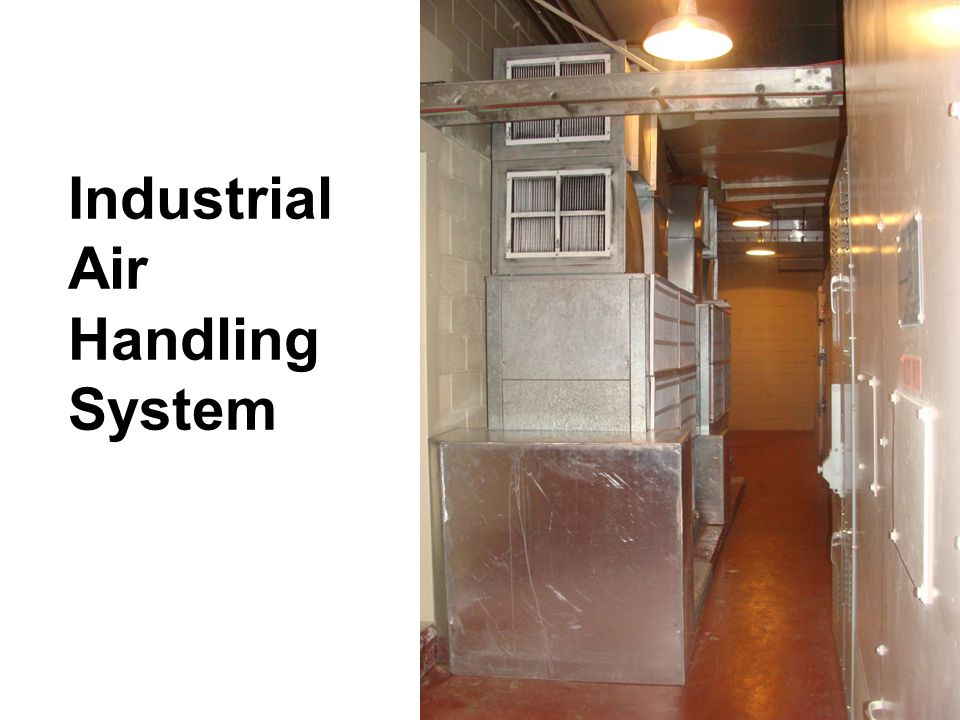 Industrial Air Handling System