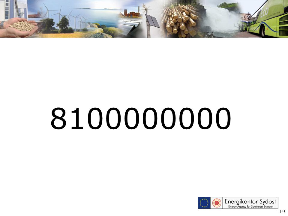 19 8100000000