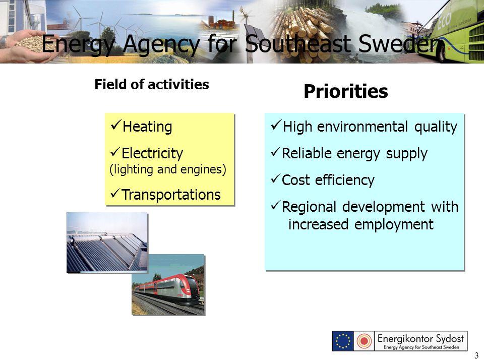24 Energyiefficency as a economic enegine Household and public 2,5 TWh/år -20% 2020 makes 500 MSEK/år Regional energyekonomy 100% 80% 60% 40% 20%