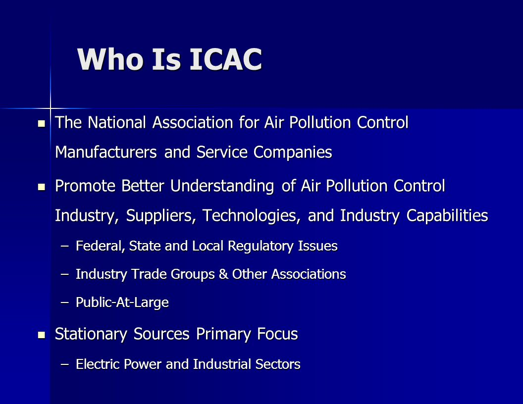 Proposed Cement MACT Emission Limits Proposed Emissions Limit a Range of Current Emissions Existing Source New Source Hg 12 to 3,300 lb/MM tons clinker 43 lb/MM tons clinker (30 day average) 14 lb/MM tons feed (30 day average) THC (Surrogate for Organic HAP) <1 to 173 ppmv 7 ppmv for all kilns b (30 day average) 6 ppmv for all kilns (30 day average) PM (Surrogate for nonmercury metal HAP) 0.005 to 0.50 lb/ton clinker 0.085 lb/ton clinker 0.080 lb/ton clinker HCl <1 to 75 ppmv 2 ppmv 0.1 ppmv a For Hg, THC, and PM these limits would apply to major and area sources.