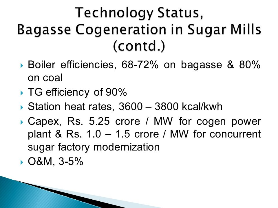 Micro Level Establishment in private, public, co-operative & other sectors, across India at the national level Fuel assessment / DPRs / TEV studies / appraisals / loan syndication / lender engineering for public, private & co-operative sector clients & banks / FIs Owner Engineering / Consultancy Services for biomass power, bagasse cogen along with concurrent sugar factory modernization / expansion & coal fired power plants MITCON Consultancy & Engineering Services Ltd.